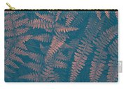 Looking At Ferns Another Way Carry-all Pouch