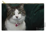 Looking At You Looking At Me Carry-all Pouch