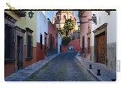 Looking Down Aldama Street, Mexico Carry-all Pouch