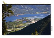 Looking Down On Sandpoint Carry-all Pouch
