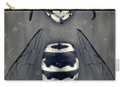 Looking Down Upon Myself Carry-all Pouch by Adam Romanowicz