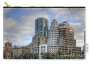 Looking Downtown Carry-all Pouch