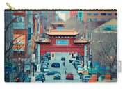Looking For Chinatown Carry-all Pouch