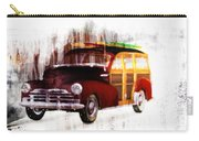 Looking For Surf City Carry-all Pouch by Bob Orsillo