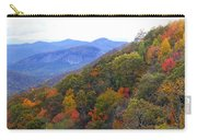 Looking Glass Rock And Fall Colors Carry-all Pouch