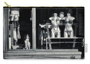 Looking Out The Shoppe Carry-all Pouch