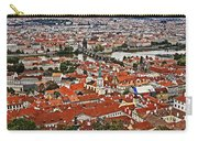 Looking Over Prague Carry-all Pouch