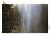 Looking Through Angel Falls Carry-all Pouch