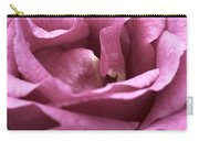 Looking Up - Dusty Rose Carry-all Pouch