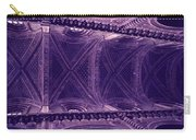 Looking Up Siena Cathedral Carry-all Pouch