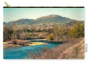 Looking Up The Payette River Carry-all Pouch