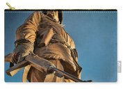 Looking Up To A Hero In Pueblo Colorado Carry-all Pouch