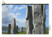 Looking West At Callanish Carry-all Pouch