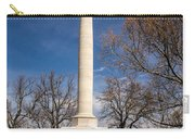 Lookout Mountain Peace Monument 4 Carry-all Pouch
