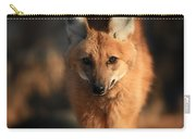 Looks Like A Fox Carry-all Pouch
