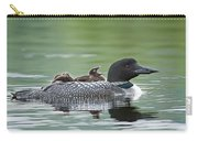 Loon Chick - Big Yawn Carry-all Pouch