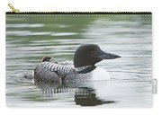 Loon Chick Rise And Shine Carry-all Pouch