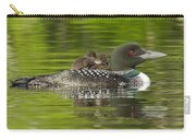 Loon Chicks - Best Buddies Carry-all Pouch