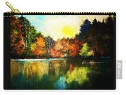 Autumn In Loon Country Ll Carry-all Pouch
