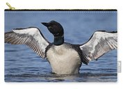Loon Dance Carry-all Pouch
