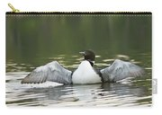 Loon Wing Spread - Drying Off Carry-all Pouch