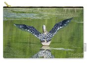 Loon Wings Carry-all Pouch