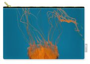 Loop To Loop Orange Nettle Carry-all Pouch