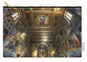 L'oratorio Del Santissimo Crosifisso Carry-all Pouch