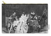 Lord Darnley/mary Stuart Carry-all Pouch