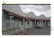 Lordsburg Nm Hotel 1 Carry-all Pouch