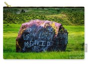 Lordy Lordy Carry-all Pouch by Jon Burch Photography