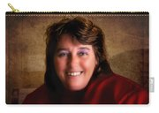 Loretta Smile Carry-all Pouch