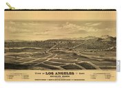 Los Angeles 1877 Carry-all Pouch