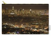 Los Angeles At Night Carry-all Pouch