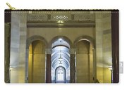 Los Angeles City Hall Rotunda And Hall Carry-all Pouch