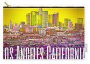 Los Angeles Postcard Carry-all Pouch