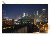 Los Angeles Skyline At Dusk Carry-all Pouch