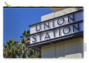 Los Angeles Union Station Carry-all Pouch