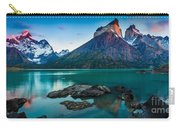 Los Cuernos Panorama Carry-all Pouch