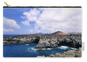 Los Hervideros On Lanzarote Carry-all Pouch