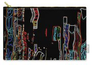 Losing Equilibrium - Abstract Art Carry-all Pouch