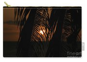 Lost And Found In Sunset Land Carry-all Pouch