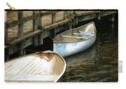 Lost Lake Boardwalk Carry-all Pouch by Michelle Calkins