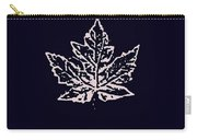 Lost Leaves Carry-all Pouch