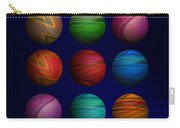 Lost My Marbles Carry-all Pouch