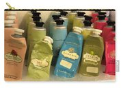 Lotions And Potions Carry-all Pouch