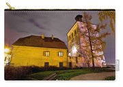 Lotrscak Tower Zagreb Famous Landmark Carry-all Pouch