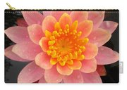 Lotus Bloom Carry-all Pouch