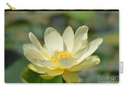 Lotus Blooming  Carry-all Pouch