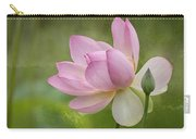 Lotus Dance Carry-all Pouch